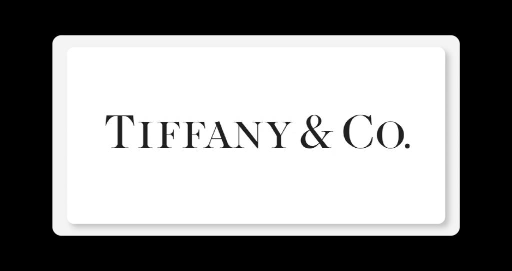 """""""tiffany"""