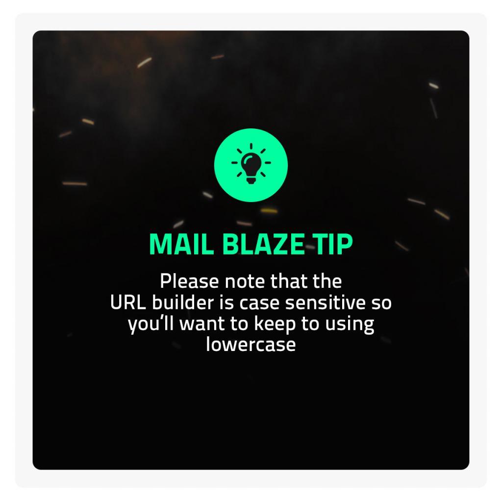 Mail Blaze Tips!