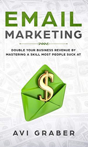 Avi Graber book on email marketing