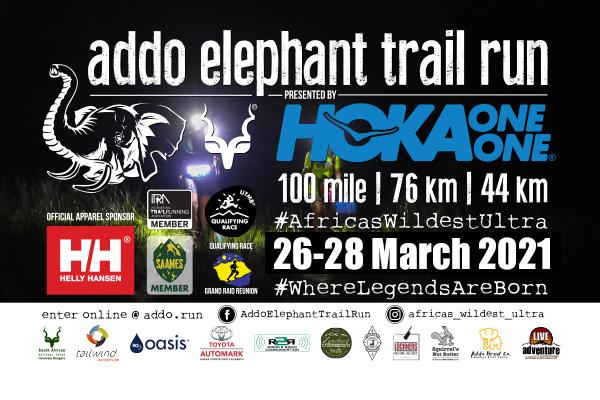 Addo Elephant Trail Run 2021 ad