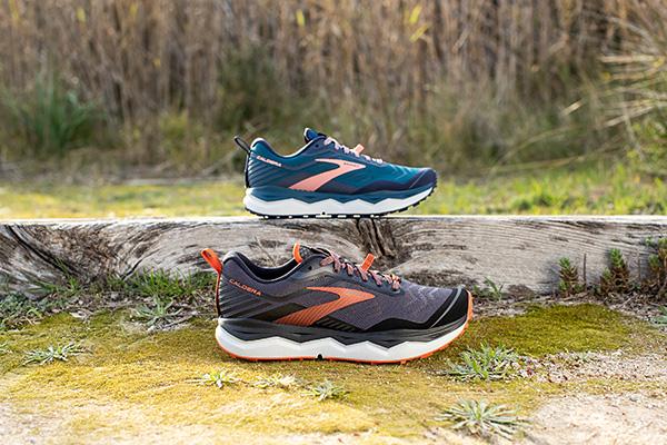 Brooks Caldera 4 trail shoes