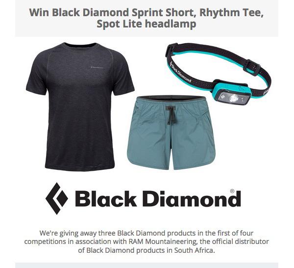 Win Black Diamond June