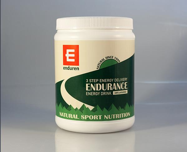 Enduren Nutrition Endurance tub