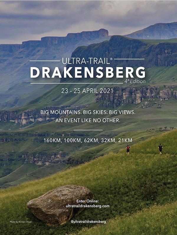 Ultra-Trail Drakensberg FP ad